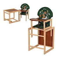 Детский стульчик для кормления VIVAST М V-010-22-6