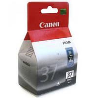Картридж CANON струйный PG-37 для Pixma iP1800/2500 black совместим с iP1900 2600 MP140 190 210 220 MX300 310