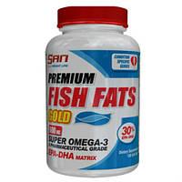 Витамины и Минералы SAN Fish fats (120 softgels)