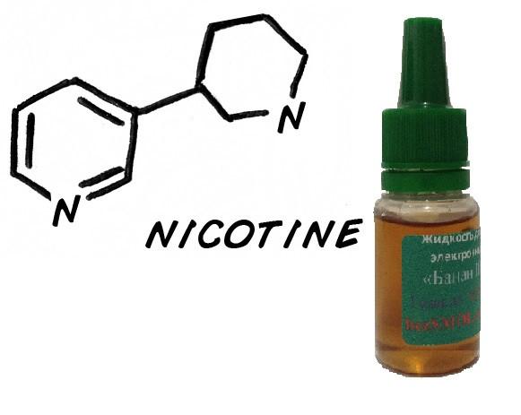 Никотиновая жидкость своими руками 78