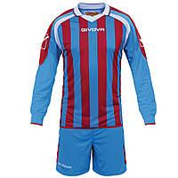 Футбольная форма с длинным рукавом Givova Kit Rumor