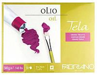 Склейка для масла Tella,  А3, 10 л., Fabriano
