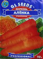 Семена моркови Аленка 4 г, Gl Seeds