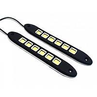 Дневные ходовые огни LightX Cobalt DRL C101A 6 (18см)