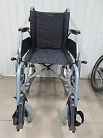 Коляска для инвалидов б.у. из Европы фирменная BB ширина 38 см. в хорошем состоянии