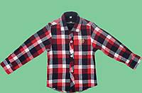 Рубашка для мальчика теплая (80-152) Турция