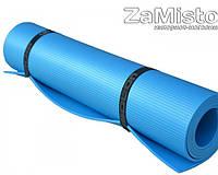 Коврик спортивный (каремат) Yoga Lotos 5 мм (однослойный, тиснение с одной стороны)