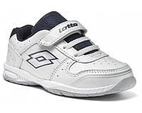Кроссовки для тенниса детские Lotto Set Ace IX INF SL