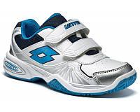 Кроссовки для тенниса детские Lotto Stratosphere III CL S
