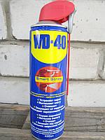 WD 40 универсальная Smart Straw  420 мл.