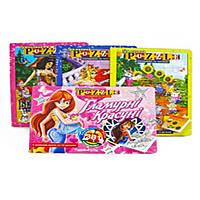 Детские книжки - пазлы ФР-00000189 Danko toys ( укр.)
