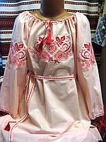 Вишиванка дитяча, для дівчаток (Модель 18 (плаття))
