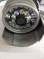 Камера видеонаблюдения NC-663E (480 TVL) 2.8mm     f