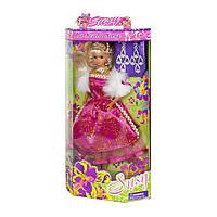 Кукла Susy «Оперная певица», платье, туфельки, серьги для ребенка, гнутся конечности