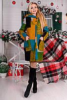 Качественное женское зимнее пальто (2 расцветки)