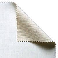 Холст грунтованный средняя зернистость хлопок универсальный грунт 25 м 210 см белый 312 г/м.кв. P.E.R. Belle Arti Италия