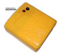 УФ лампа для ногтей 36 Вт Jiadi 818, с таймером на 120 сек (желтая)