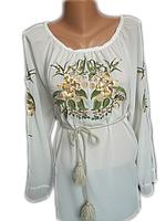"""Жіноча вишита блузка """"Індіана"""" (Женская вышитая блузка """"Индиана"""") BL-0072"""