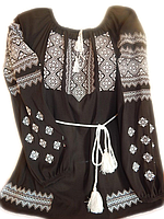 """Вишита жіноча блузка """"Іоланда"""" (Вышитая женская блузка """"Иоланда"""") BL-0073"""