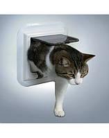 TRIXIE Дверца для кошки для стеклянной двери