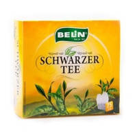 Чай черный пакетированный Belin Schwarzer 75 шт