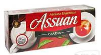 Чай черный  пакетированный Assuan 100 шт