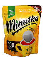 Чай черный пакетированный  Minutka 100 шт