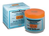 """Антицеллюлитная маска из морских водорослей """" деликатная формула""""  Fangi d'Alga GUAM Pelli Delicate"""