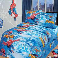 Детское постельное белье Человек паук бязь
