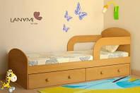 Кроватка детская от 3х лет Teen, Lanami