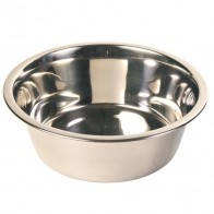 Trixie (Трикси) Replacement Stainless Steel Bowl Миска металлическая для собак 750 мл