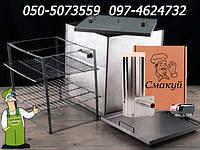 Емкость для холодного копчения (коптильня) + дымогенератор 2,4 л