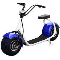 Электробайк BT-SC01-4W синий