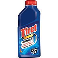 TIRET Жидкое средство для чистки канализационных труб 500 мл