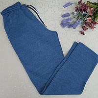 Брюки домашние женские на ФЛИСЕ. Турция, cotton. Спортивные штаны для дома и отдыха. , фото 1