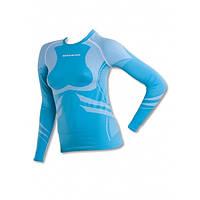 Термофутболка женская T-shirt L 02 women (женское термобелье, бесшовное, дышащее)