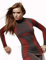 Термофутболка женская Gatta T-shirt L Women (женское термобелье, бесшовное, дышащее)