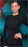 Термофутболка женская с добавлением шерсти Gatta T-shirt L Wool Women (женское термобелье, бесшовное, дышащее)