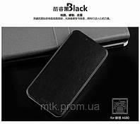 Чехол-книжка MOFI для телефона Lenovo A680 чёрный