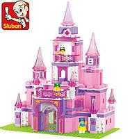 Конструктор SLUBAN M38-B0152 Замок принцессы, 472 дет