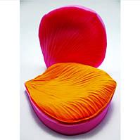Вайнер молд лепесток универсальный реалистичный с тонкой текстурой, фото 1