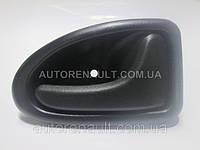 Ручка (черная) внутренняя пер. двери правая Рено Трафик II 01> POLCAR (Польша) - 8200641928