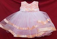 Платье нарядное для девочки 2-3 года