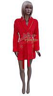 Супер короткий женский халат Lida Vomen №200848