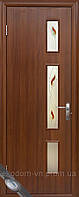 Межкомнатные двери Герда с рисунком