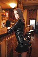 Шикарное платье с пайеток
