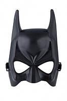 Маска пластик Бетмен (полумаска)