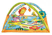"""Развивающий коврик с дугами """"Солнечный день"""" для детей с рождения ТМ Tiny Love 1201706830"""