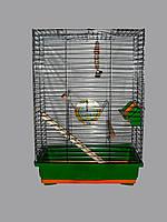 Клетки для средних попугаев Ара