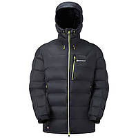 Куртка Montane Black Ice Jkt 2.0 - Primaloft Gold Down 2016 Black